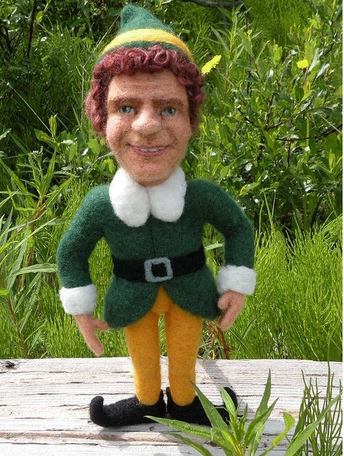 Will Ferrell just got elfed.