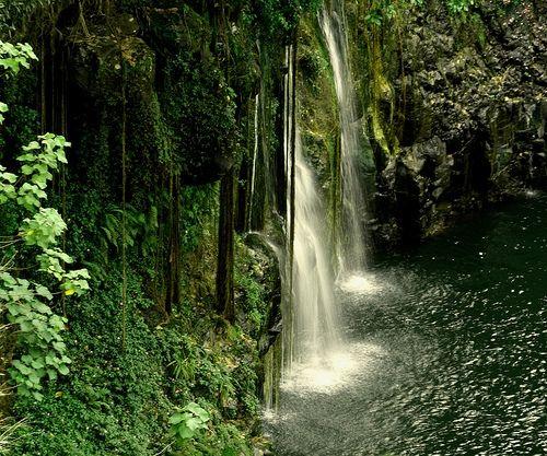 Hawaii Wailea Falls Wailuku River
