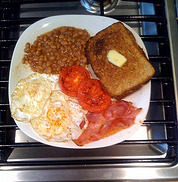 The Perfect Full English Breakfast