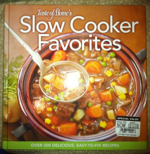 Sow Cooker Cookbook
