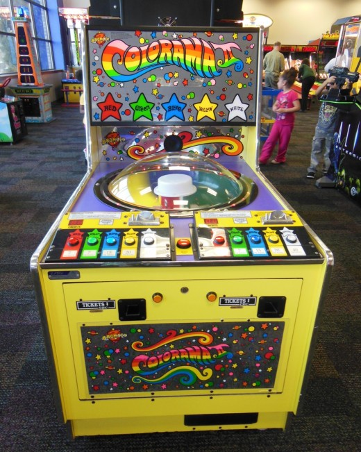 Colorama - one of our favorite games!