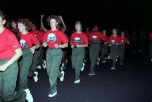 Pass the Air Force Physical Fitness Test