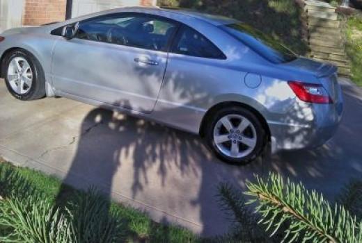 Honda Civic- Car Detailing Pittsburgh