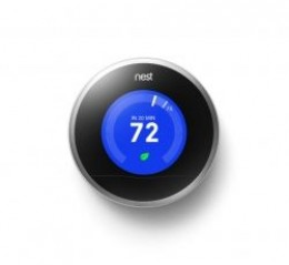 Nest Learning Thermostat Airwave
