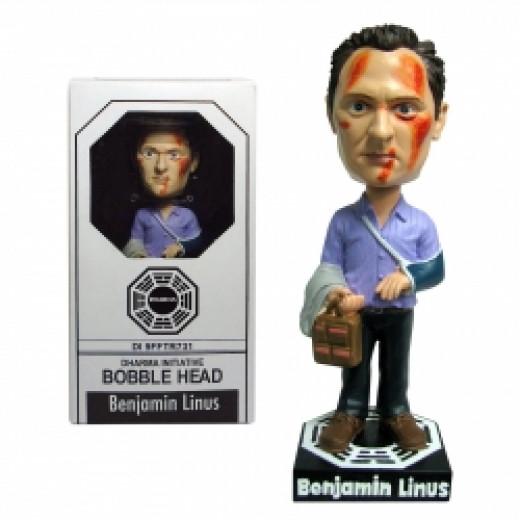 Benjamin Linus Bobblehead