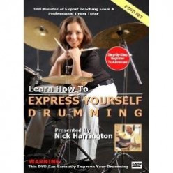 How To Learn To Play Drums In Your Home