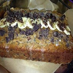 A Chocolate Banana Cake Recipe