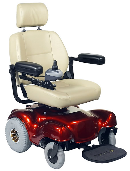 This is an example of a Power Chair.