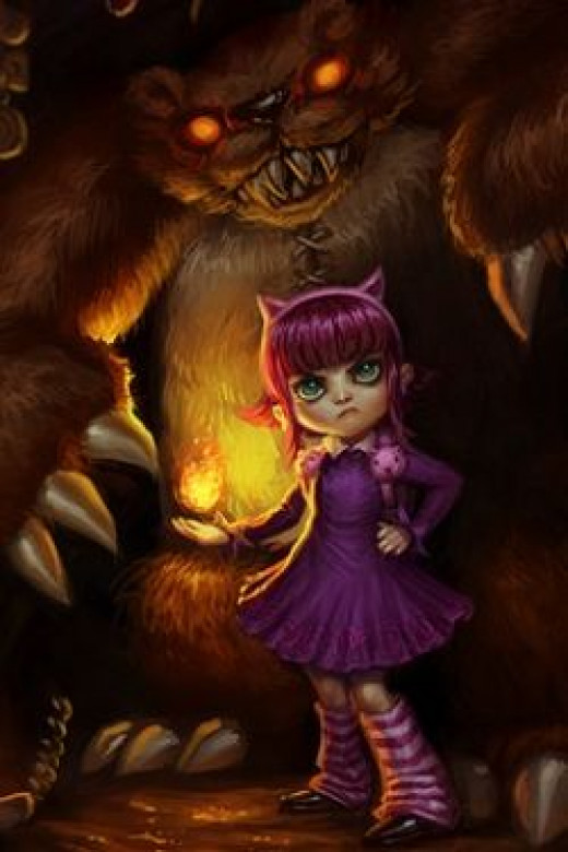 Citaten Annie Guide : League of legends annie guide and build hubpages
