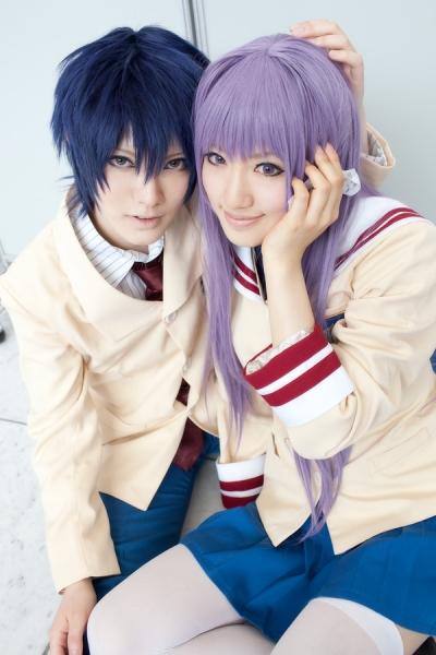 Kyou x Tomoya Cosplay