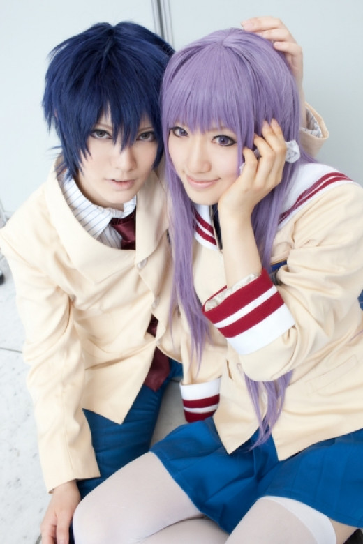 Kyou x Tomoya Cosplay