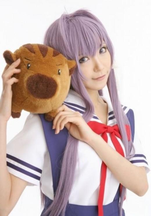 Kyou Fujibayashi Cosplay
