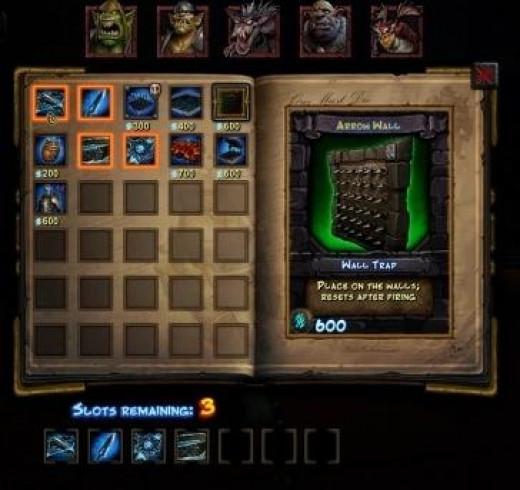 Orcs Must Die! Spellbook