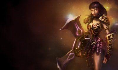 Battle Mistress Sivir