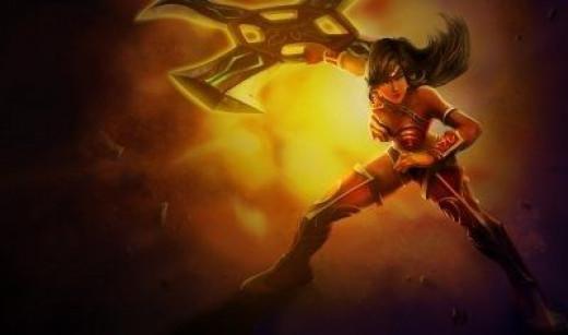 Wonder Woman Sivir