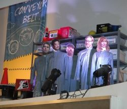 Mythbusters Special Exhibit