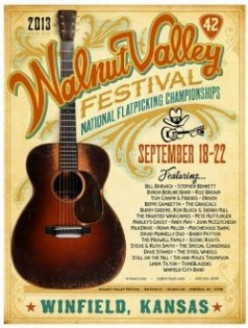 The Walnut Valley Festival