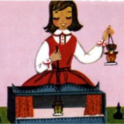 Betsy McCall Paper Dolls, I remember