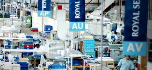 Royal Selangor Factory Floor
