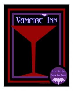 Vampire Inn poster