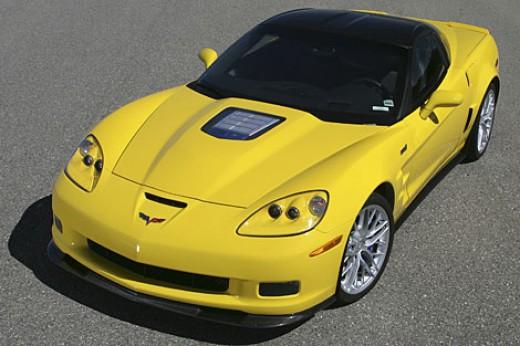 2009 Chevrolet Corvette ZR1 (popularmechanics.com)
