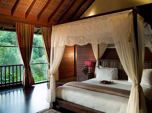 Romantic Bali Luxury Villas