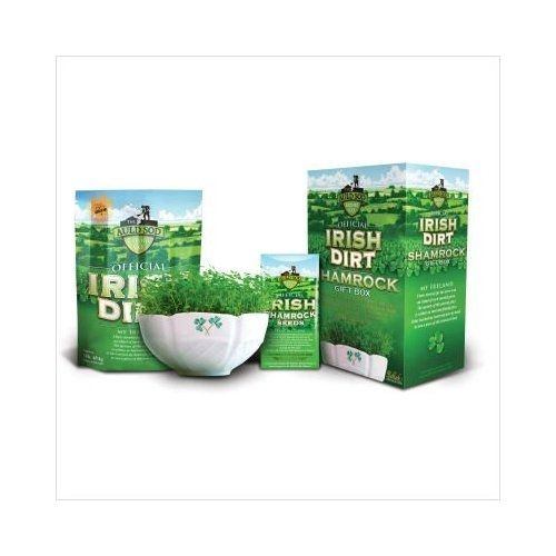 Official Irish Dirt Gift ,Box Set, irish gift, irish dirt, squidoo, irish