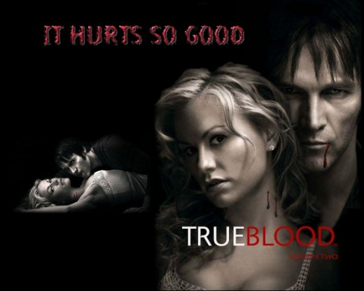 True Blood Season 2 Poster