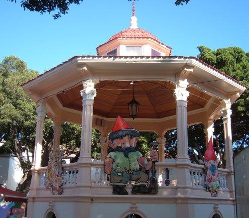 Los Silos bandstand