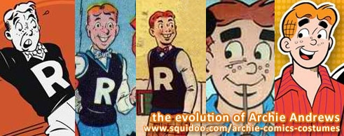 Archie Andrews History