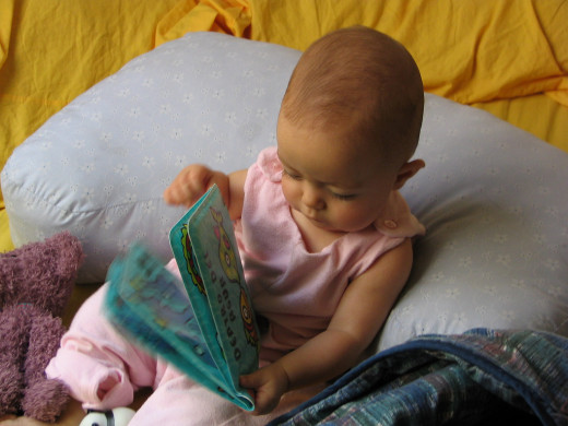 This Baby Wants to Read!
