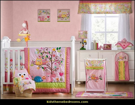 Dena Happi Tree Bedding Set