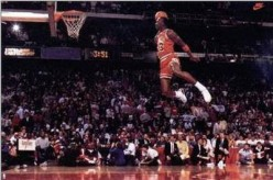 The NBA Slam Dunk Contest