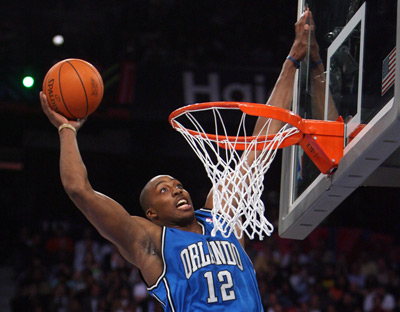 2008 Winner:  Dwight Howard