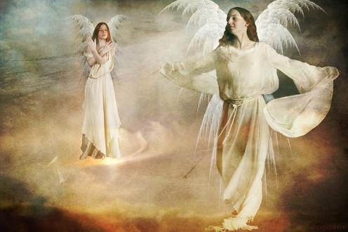 Angels - Heaven - The Great Divorce - C. S. Lewis