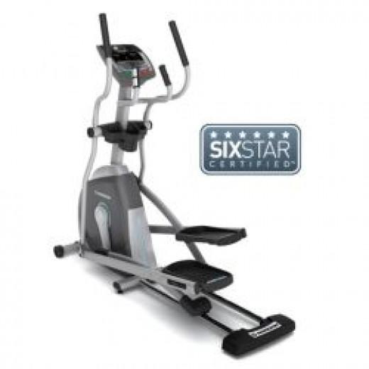Horizon Fitness EX-59 Elliptical Trainer, an award winning bestseller!