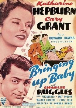 Bringing up Baby romantic comedy cary grant hepburn