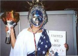 2001 winner - Lady Liberty