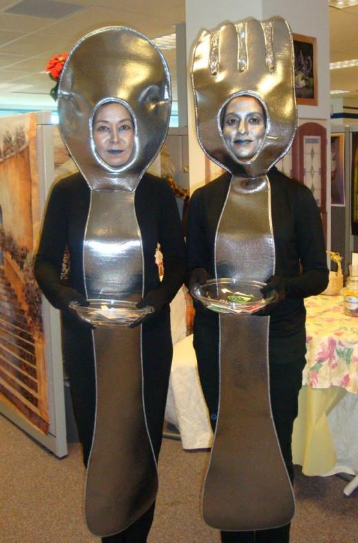 2009 winner - Fork & Spoon