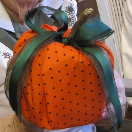 Easy pumpkin craft for all ages for Crafts for all ages