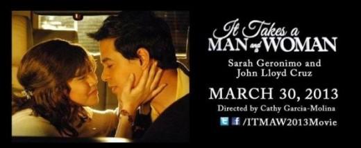 It Takes A Man And A Woman Promo Photo