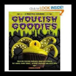 This Cookbook Review Is Not Only for Halloween: Ghoulish Goodies