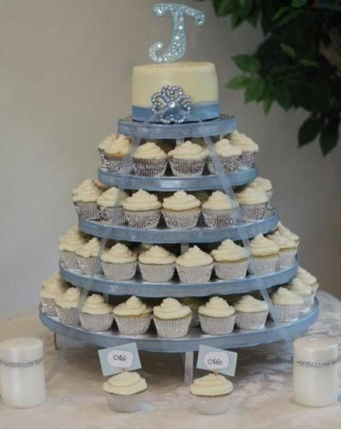 Carmen's Wedding Cake