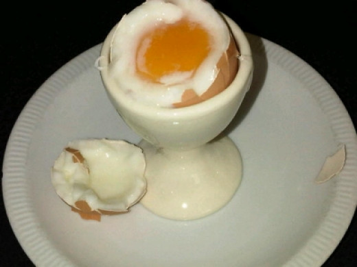 My Perfectly Boiled Egg