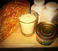 Bread bowl ingredients