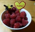 Bee Mine Valentine Dessert with no added sugar!