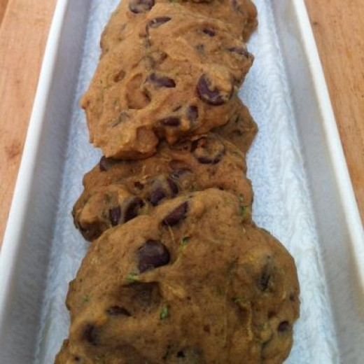 Barbara Kingsolvers Chocolate Chip Zucchini Cookies