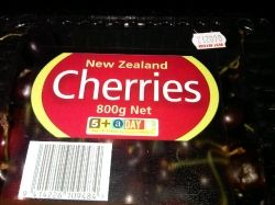 NZ Cherries