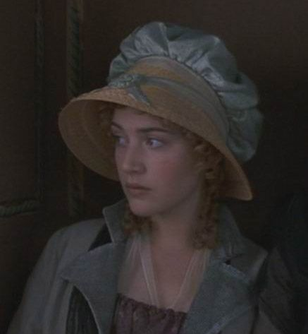 Kate Winslet as Marianne Dashwood