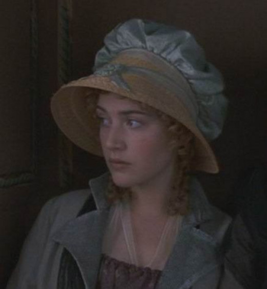 Kate Winslet as Marianne Dashwood